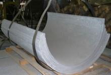 Скорлупы для изоляции трубопроводов
